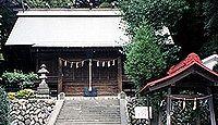 千ヶ瀬神社 東京都青梅市千ヶ瀬町のキャプチャー