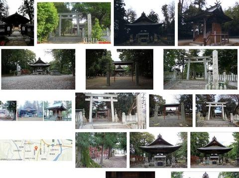 雨祈神社 兵庫県宍粟市山崎町千本屋のキャプチャー