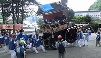 波々伯部神社 - 天武朝創建の「丹波の祇園さん」、8月祇園祭では「おやま行事」と人形戯