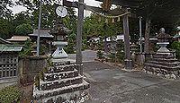 大売神社 兵庫県篠山市寺内