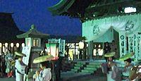 多賀神社(直方市) - 奈良朝に再建された東蓮寺藩主の崇敬社、元禄以来続く神幸行事