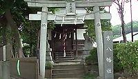 古八幡社 東京都三鷹市大沢