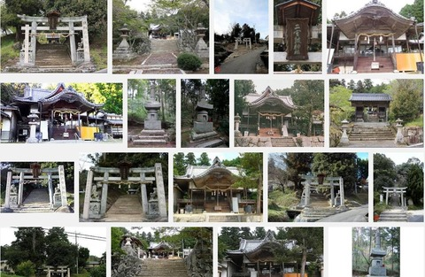 皷神社(岡山県岡山市北区上高田3628)