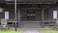 古四王神社 - 四道将軍オオビコがタケミカヅチを勧請して創建、坂上田村麻呂ゆかり