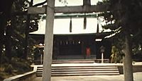 中山神社(下関市) - 明治維新の先駆け、暗殺された公家・中山忠光を奉斎、愛新覚羅社