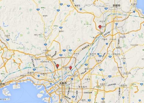 阪急三天神とは? - 阪急電鉄の沿線、長岡天満宮、服部天神宮、松山神社の三社の総称