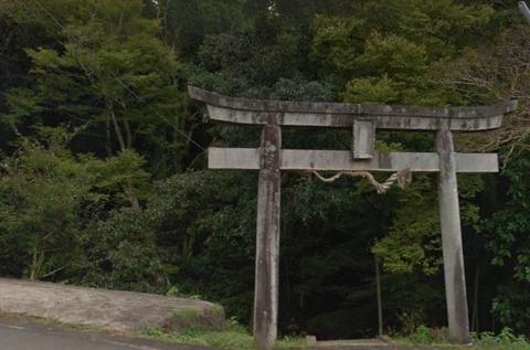 大野神社 静岡県伊豆市大野のキャプチャー
