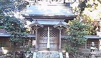 蟹井神社 大阪府河内長野市天見のキャプチャー