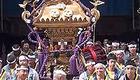 鮫洲八幡神社 東京都品川区東大井