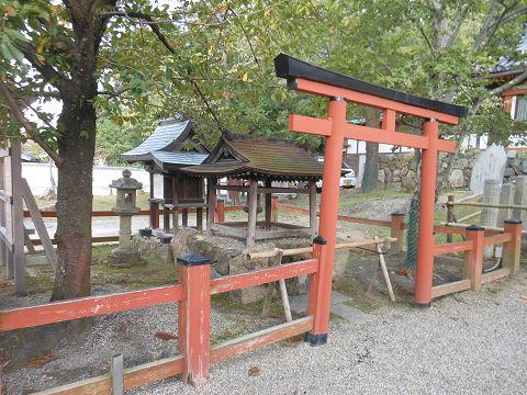氷室神社(奈良)の祓所 - ぶっちゃけ古事記