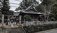 一宮神社(徳島市) - 上一宮大粟神社から分祀した、オオゲツヒメ祀る阿波国一宮