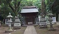武蔵国府八幡宮 - 中世瓦が多く出土する往時は強盛だった一国一社の八幡宮、参道に踏切