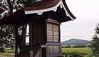 神明神社 岡山県総社市福井神明のキャプチャー