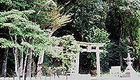 堅田郷八幡社 - 佐伯地方の堅田郷の宗社、江戸後期の本殿、ハナガガシ林と佐伯神楽