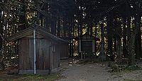 山神社 滋賀県高島市マキノ町牧野