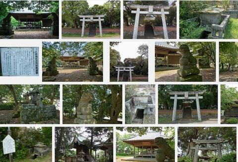 乙咩神社(大分県宇佐市下乙女1343)