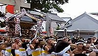 八幡神社 千葉県いすみ市大原のキャプチャー