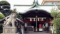 玉姫稲荷神社 東京都台東区清川