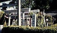 神垣神社 三重県松阪市高木町