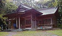 阿波々神社 静岡県掛川市初馬