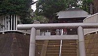 神明社 神奈川県横浜市泉区新橋町
