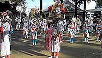 徳重神社 - 島津義弘を祀る、関ヶ原の奇跡の生還にちなむ妙円寺詣りと、大バラ太鼓踊り