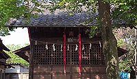 白幡菅原神社 東京都狛江市猪方のキャプチャー