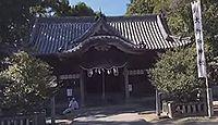 大御和神社 - 奈良大神神社を勧請、阿波国総社と思われる印鑰大明神と称された府中宮