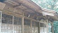 天忍穂別神社 高知県香南市香我美町山川のキャプチャー