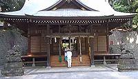 五所神社 神奈川県足柄下郡湯河原町宮下のキャプチャー