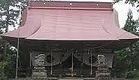 隠津島神社(喜久田町) - 安積山麓に広がった安積沼の隠津島に奉斎された天候・開拓の神