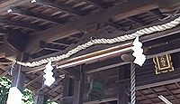六条八幡神社 兵庫県神戸市北区山田町中宮ノ片のキャプチャー