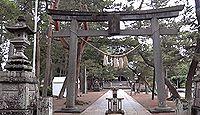 山神社 宮城県遠田郡美里町牛飼斉ノ台のキャプチャー