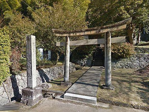 御嶽神社 静岡県伊豆の国市韮山金谷のキャプチャー