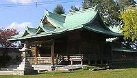 水天宮(小樽市) - 桜の名所、久留米水天宮とは別系統、6月に小樽三大祭りの例大祭