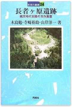 長者ヶ原遺跡―縄文時代北陸の玉作集落 (日本の遺跡)