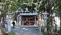 尾野神社 三重県桑名市東方西馬様