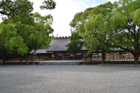 熱田神宮で、御神体・草薙の剣のふるさと「出雲」の名宝特別展を開催 - 2015年1月27日までのキャプチャー