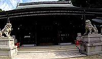 京都霊山護国神社 京都府京都市東山区のキャプチャー