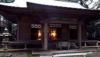 側高神社 千葉県香取市大倉