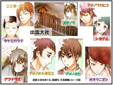 高円宮典子さまと千家国麿さんのご結婚、古事記でひも解く皇族と千家家と出雲大社のキャプチャー