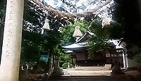 剣神社 山口県防府市高井