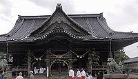 高岡関野神社 富山県高岡市末広町のキャプチャー