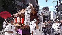 素盞烏尊神社 大阪府大阪市北区大淀南のキャプチャー