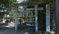 清水川辺神社 新潟県魚沼市小出島