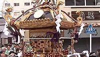 千束稲荷神社 東京都台東区竜泉のキャプチャー