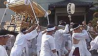 洲宮神社 - 明治になって式内社の決定が覆ったものの県社に列格、安房国二宮の可能性
