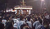 豊栄神社(恵庭市) - 山口県岩国の郷社を勧請した神社と合祀、樹齢3000年の櫟の御神木