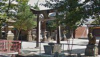 御井神社 兵庫県豊岡市日高町土居
