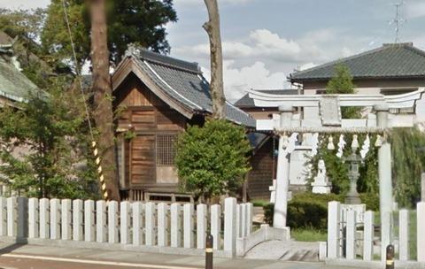 大己貴神社 福井県福井市真木町のキャプチャー